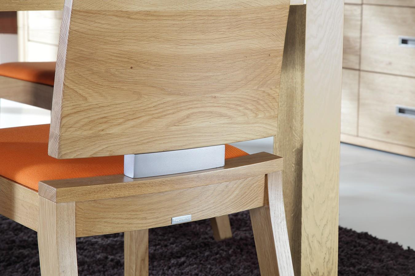 test1 Стул деревянный Natur (Paged, Польша)