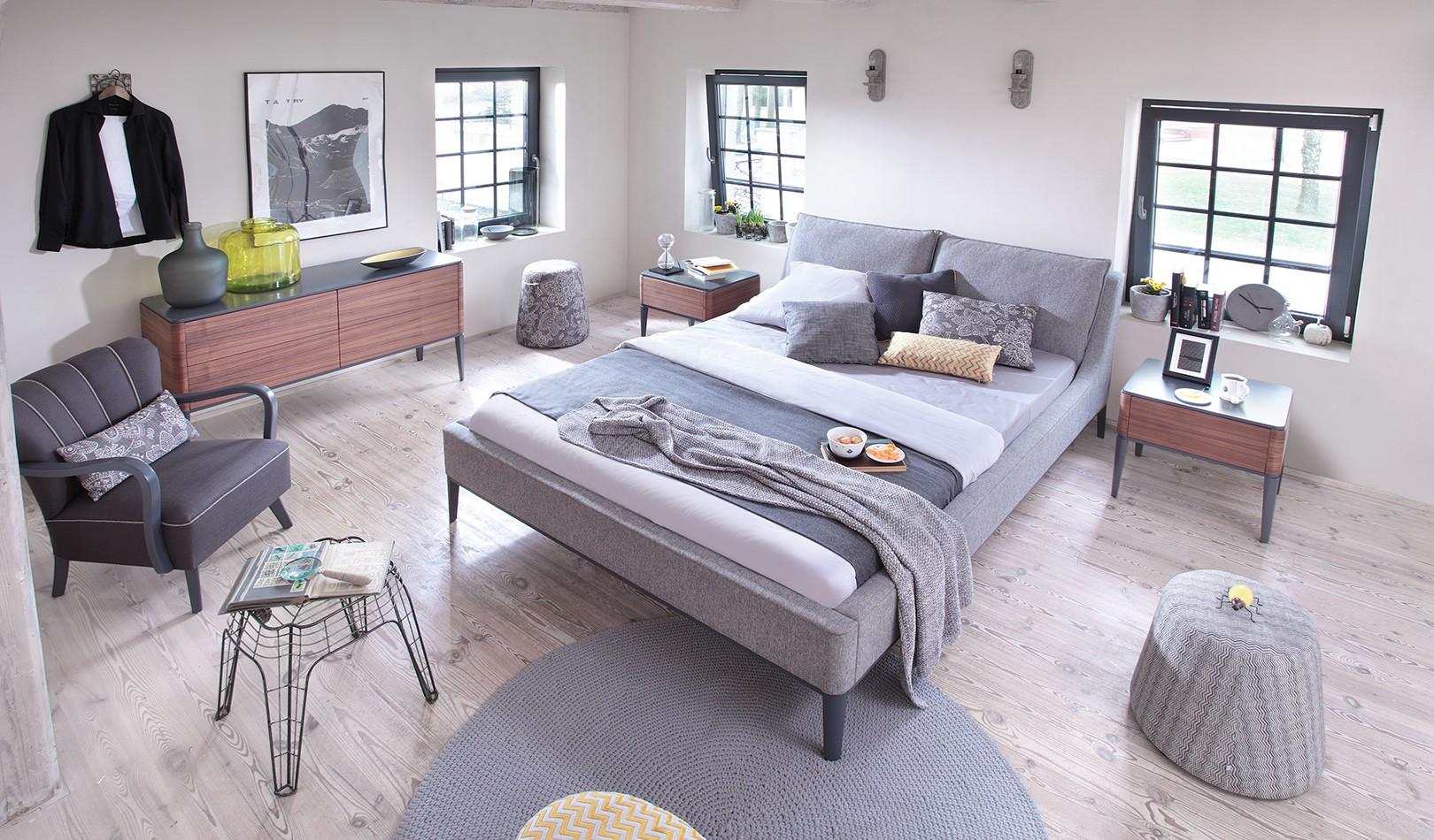 test1 Дизайнерская мебель в спальню Essence