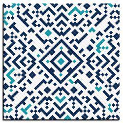 Столешница POD Mosaic Bleu 60x60