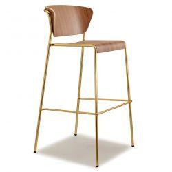 Барный стул H-2854 Lisa Wood