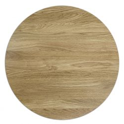 Столешница круглая Paged Oak 700