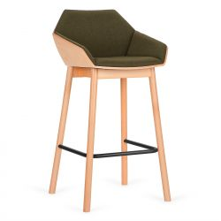 Барный стул H-Tuk W