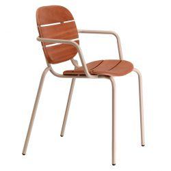 Кресло B-2509 Si-Si Wood