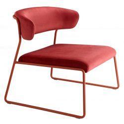 Кресло-лаунж B-2858 Lisa