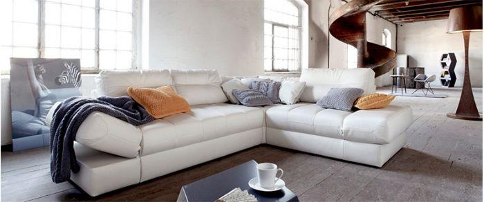 Коллекция мягкой мебели Amaral (Swarzedz Home, Польша)