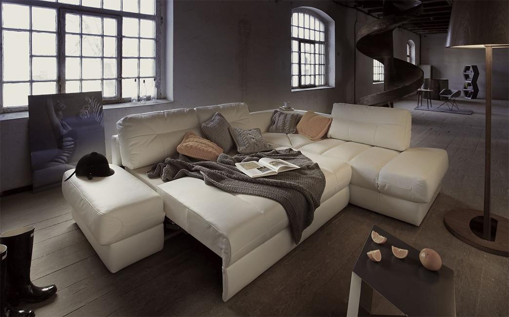 test3 Раскладной угловой диван Amaral