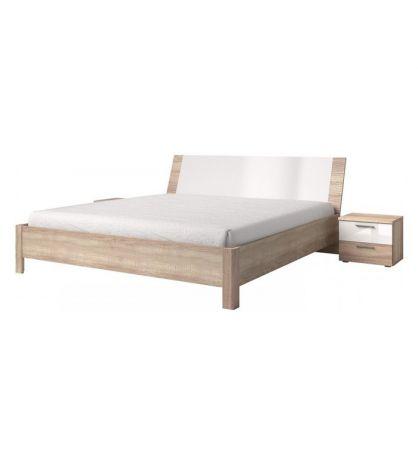 Klio Кровать 160 с тумбочками