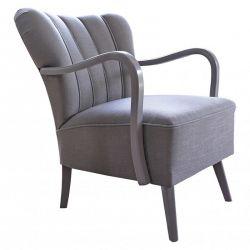 Piu Кресло серое