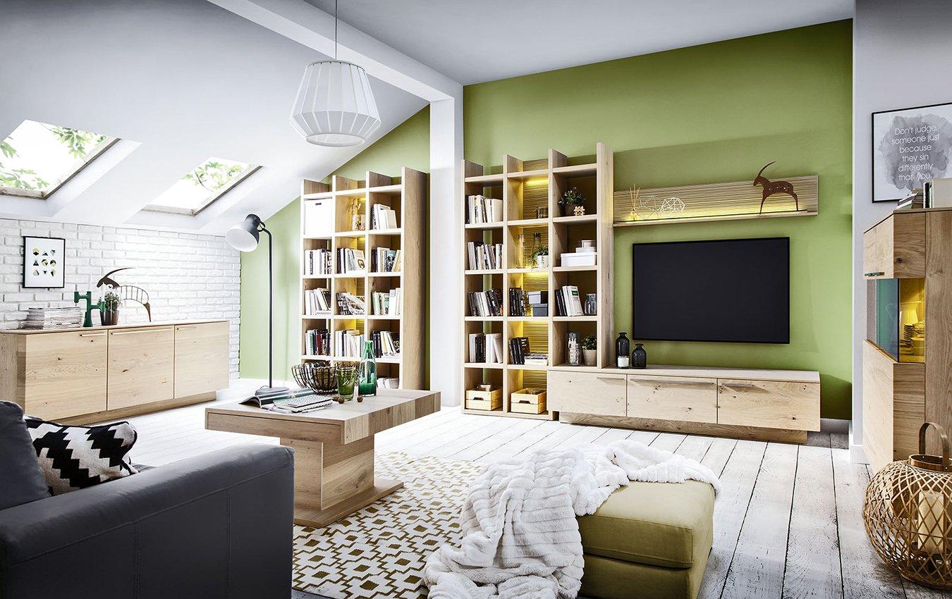 test3 Скандинавский стиль: гостиная Aspero