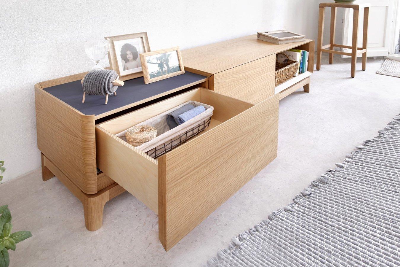 test3 Мебель в гостиную Sisi (Swarzedz Home, Польша)