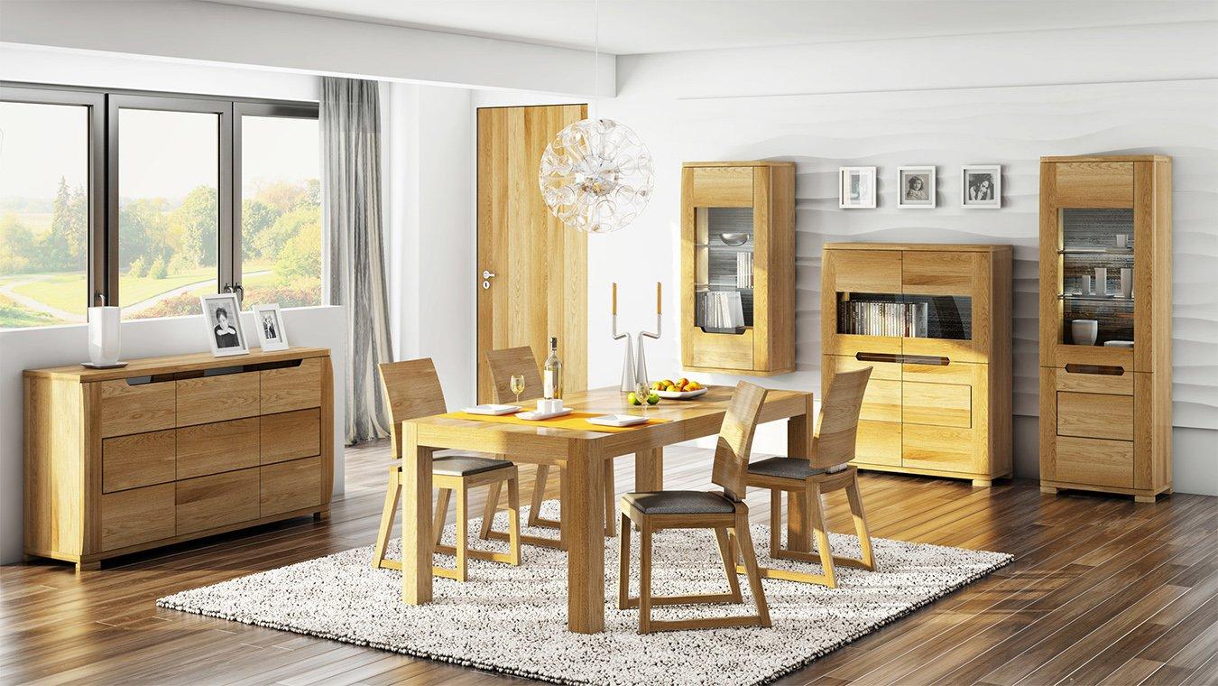test1 Мебель для гостиной Carvalo (Paged, Польша)