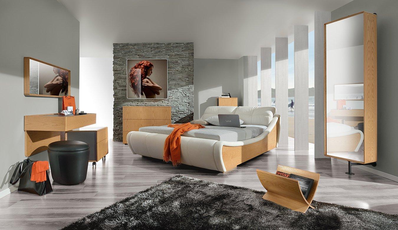 test1 Мебель в спальню New Age (Woodways, Польша)