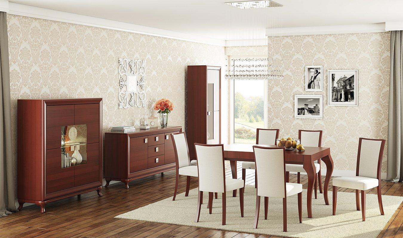 test3 Мебель для столовой Vicenza (Paged, Польша)