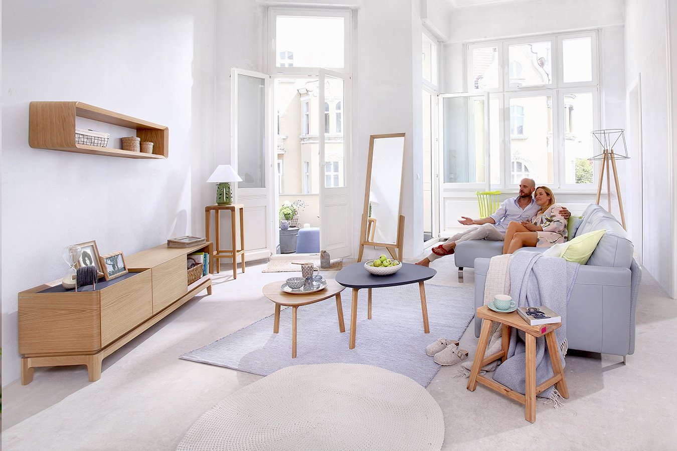 test3 Деревянная мебель Sisi (Swarzedz Home, Польша)