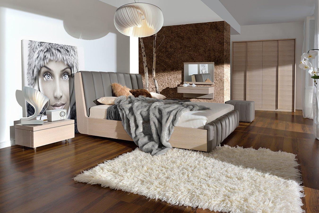 test3 Спальня Romance (Woodways, Польша)
