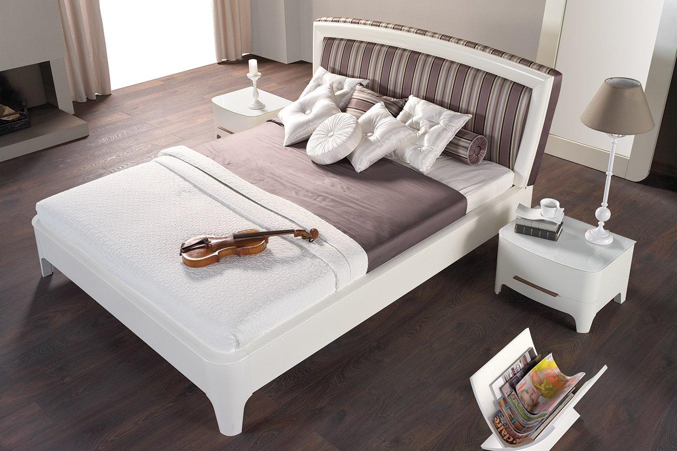 test1 Кровать Melody (Изголовье Classic)