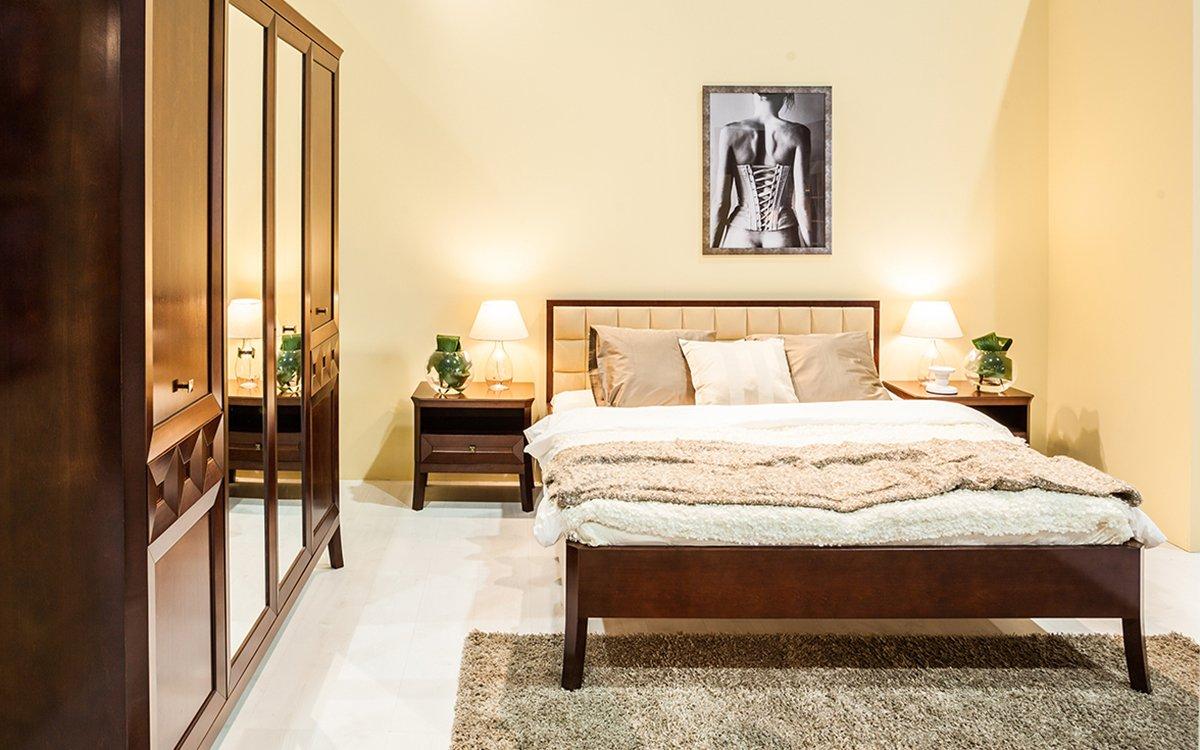 test3 Мебель для спальни Silento (Paged Meble, Польша)