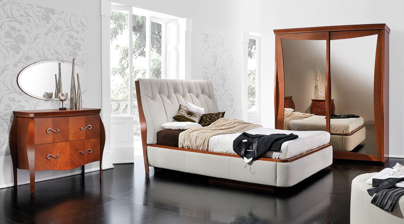 test3 Мебель в спальню Harmony (Woodways)