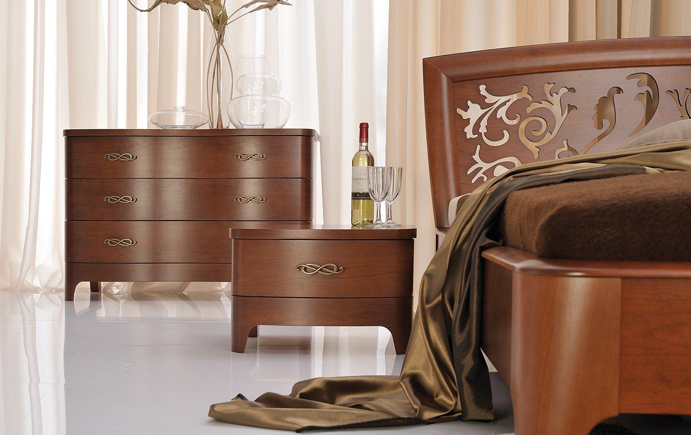 test1 Деревянная спальня Fado от Woodways