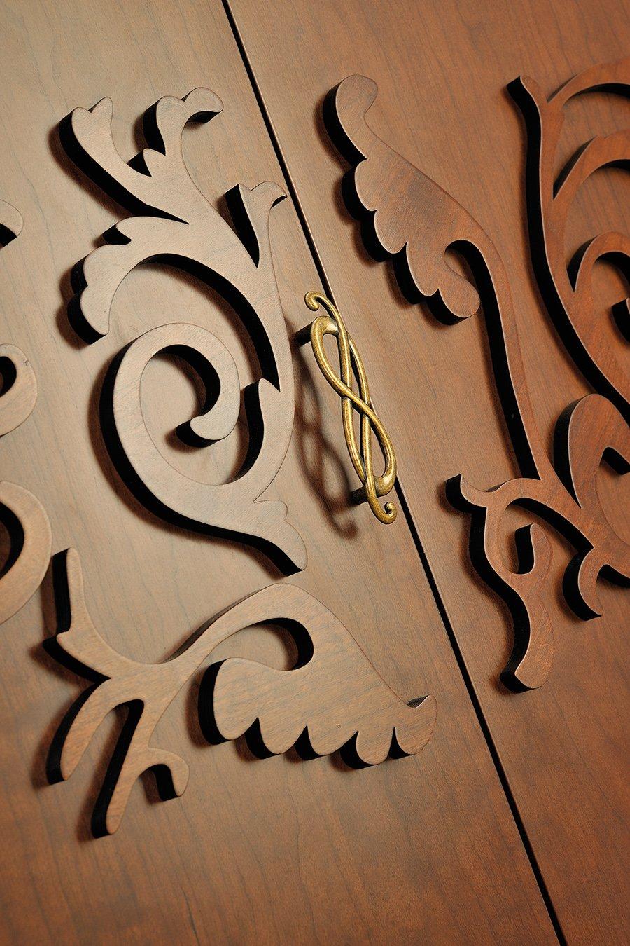 test3 Узор на фасадах шкафа Fado