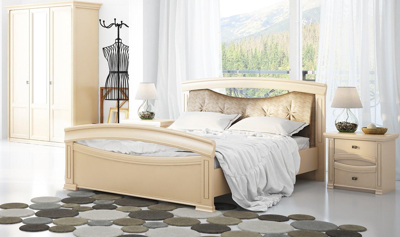 test1 Классическая кровать Concerto купить
