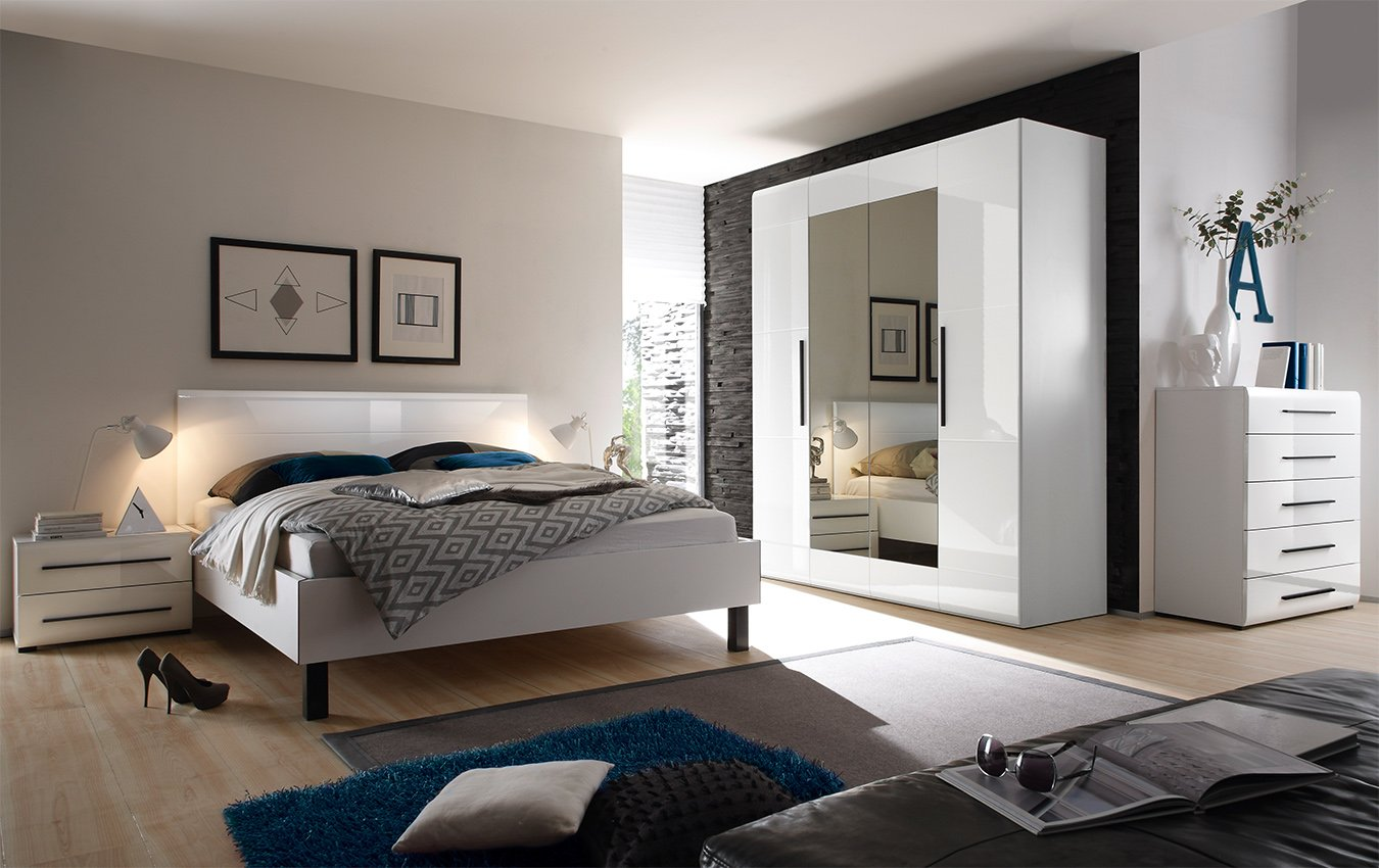 test3 Мебель для спальни Harmony (Helvetia, Польша)