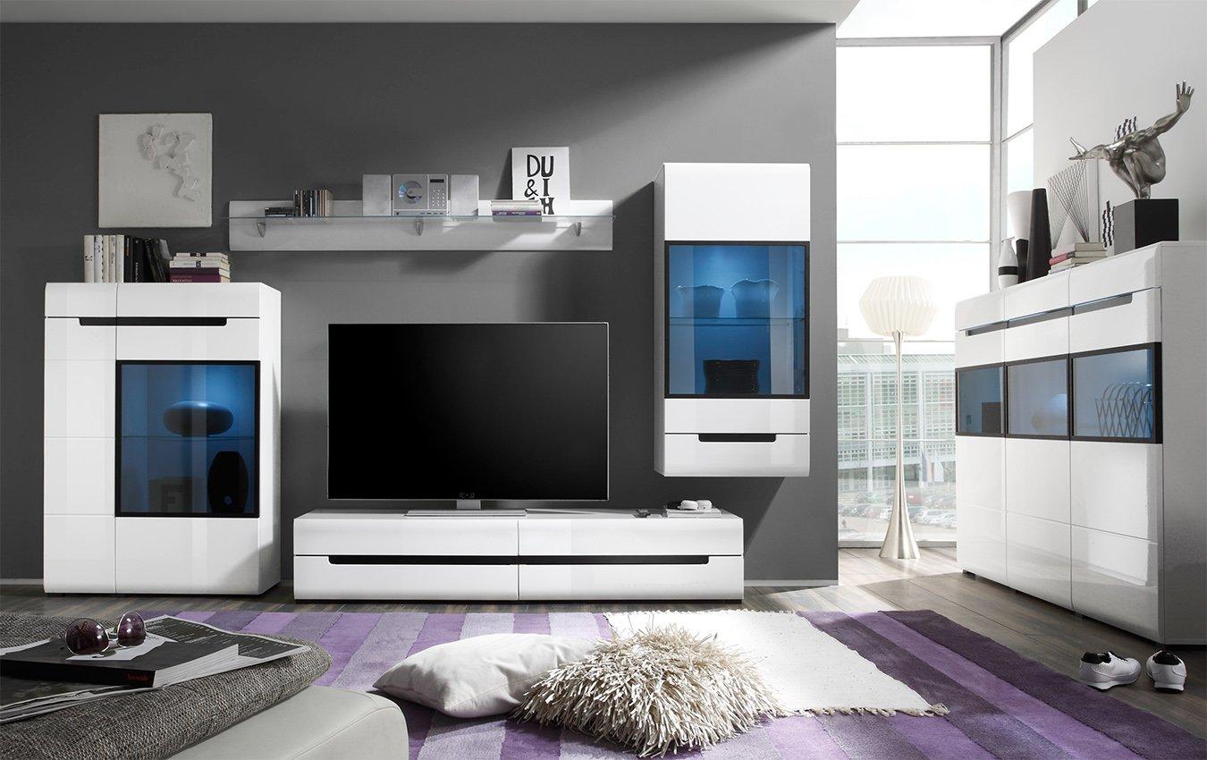 test1 Купить гостиную Hektor (Helvetia Furniture)