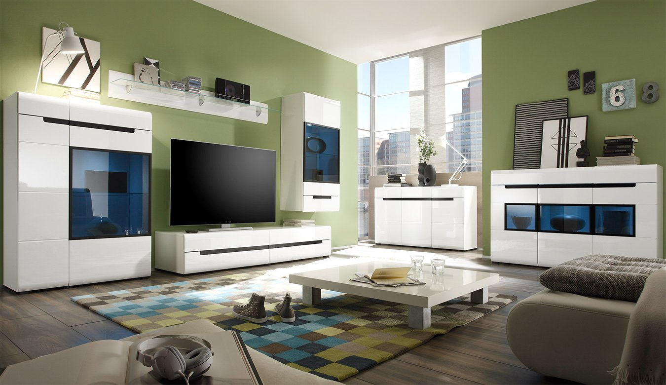 test3 Мебель для гостиной Hektor (Helvetia, Польша)