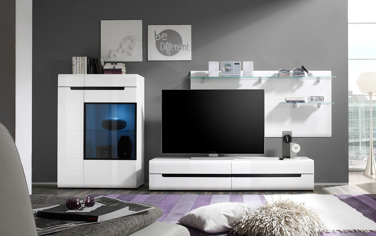 test1 Модульная мебель Hektor (Helvetia Furniture)