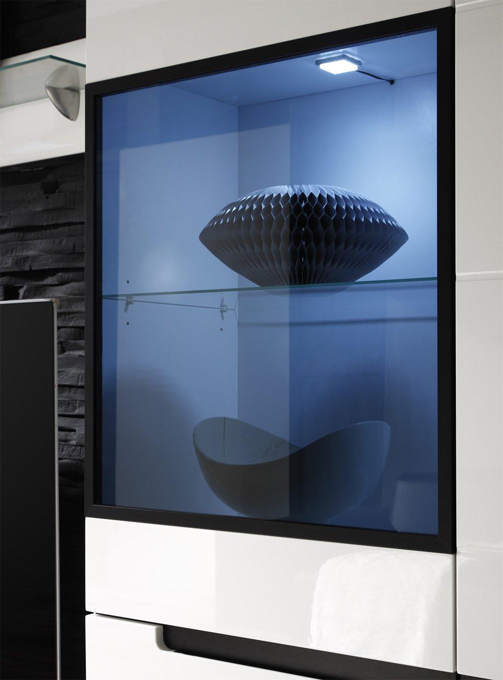 test3 Мебель с подсветкой Hektor (Helvetia Furniture)