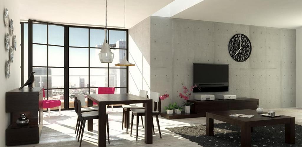 test3 Мебель хай-тек Milano