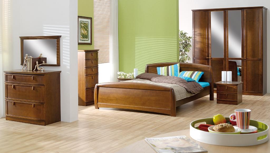 test3 Мебель для спальни Monte Carlo (Woodways, Польша)