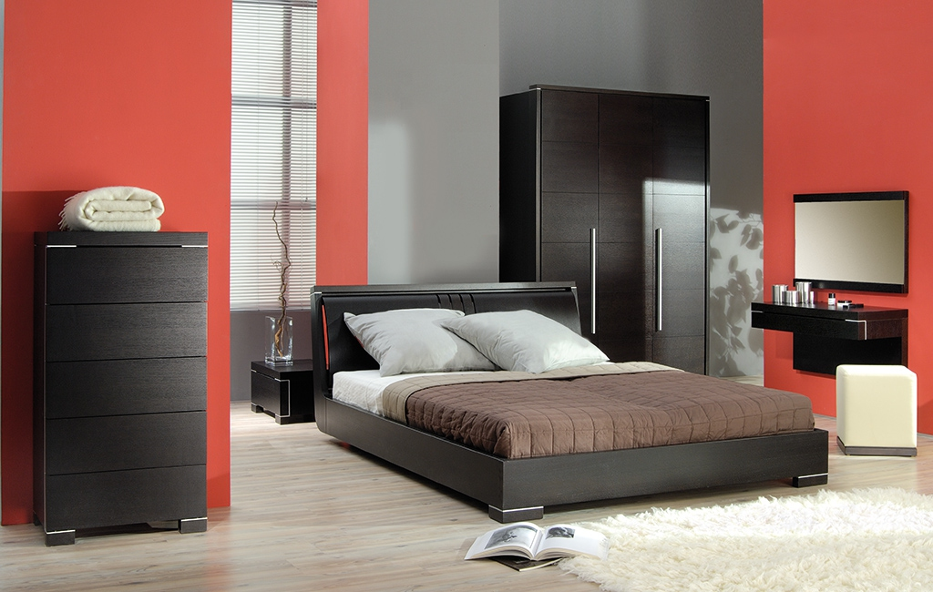 test3 Мебель для спальни Imola (Woodways, Польша)