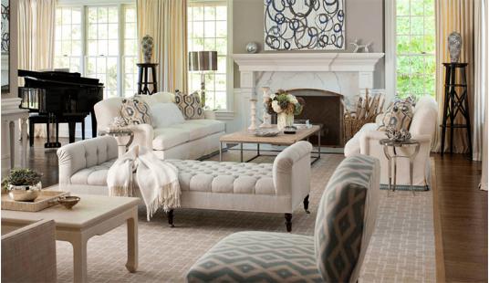 Как визуально расширить пространство в вашей гостиной?